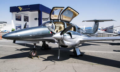 XA-UZP - Private Diamond DA62