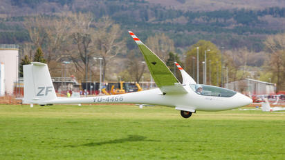 YU-4466 - Private Jonker Sailplanes JS1 Revelation 21m