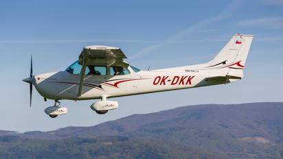 OK-DKK - Private Cessna 172 Skyhawk (all models except RG)