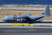 Canadian Air Force C-130 Hercules visited Heraklion title=