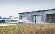HB-VYM - Private - Airport Overview - Hangar aircraft