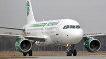 D-ASTK - Germania Airbus A319 aircraft