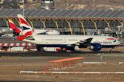 G-ZZZC - British Airways Boeing 777-200 aircraft