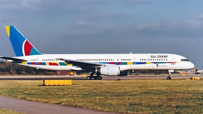 G-OOOD - Air 2000 Boeing 757-200