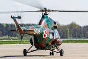 5748 - Poland - Air Force Mil Mi-2 aircraft