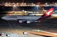 VH-OEG - QANTAS Boeing 747-400ER aircraft