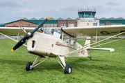 G-ARUI - Private Beagle A61 Terrier aircraft