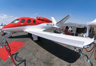 N535JP - Cirrus Aviation Cirrus Vision SF50