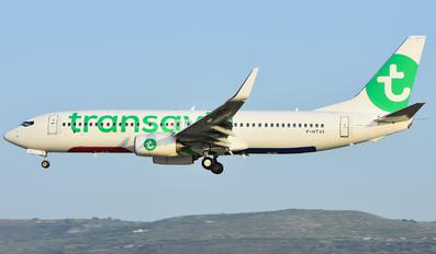 F-HTVI - Transavia France Boeing 737-800