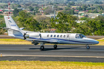 YV2110 - Private Cessna 560 Citation Ultra