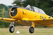 G-DDMV - Aero Legends North American Harvard/Texan (AT-6, 16, SNJ series) aircraft