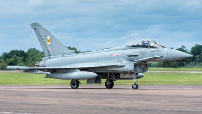 ZK310 - Royal Air Force Eurofighter Typhoon FGR.4