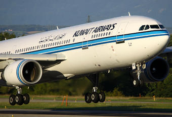 9K-AMD - Kuwait Airways Airbus A300