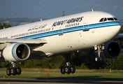 9K-AMD - Kuwait Airways Airbus A300 aircraft