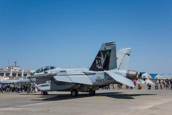 166895 - USA - Navy Boeing EA-18G Growler