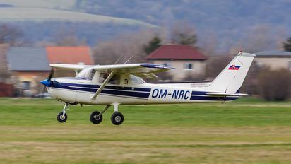 OM-NRC - Aero Slovakia Cessna 150