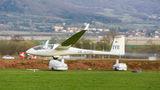 Private Schempp-Hirth Discus cS OK-0138 at Prievidza airport