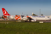 TC-JRO - Turkish Airlines Airbus A321 aircraft