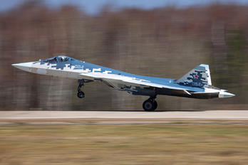 054 BLUE - Russia - Air Force Sukhoi T-50