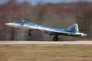 054 BLUE - Russia - Air Force Sukhoi T-50 aircraft