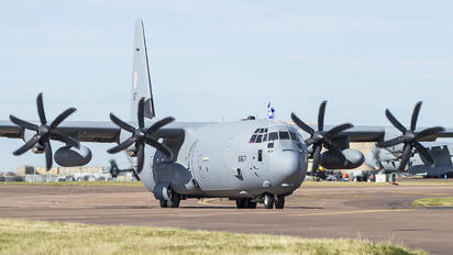 667 - Israel - Defence Force Lockheed C-130J Hercules