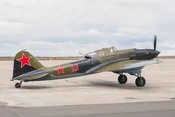 RA-2783G - SibNIA Ilyushin Il-2 Sturmovik