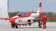 3 - Poland - Air Force: White & Red Iskras PZL TS-11 Iskra aircraft