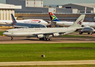 A7-HHK - Qatar Amiri Flight Airbus A340-200