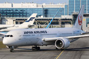 JA866J - JAL - Japan Airlines Boeing 787-9 Dreamliner aircraft