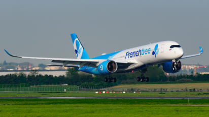 F-HREV - French Blue Airbus A350-900