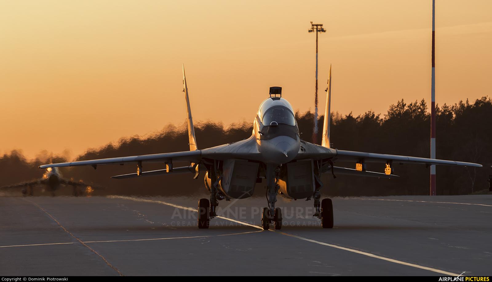 Poland - Air Force 4123 aircraft at Świdwin