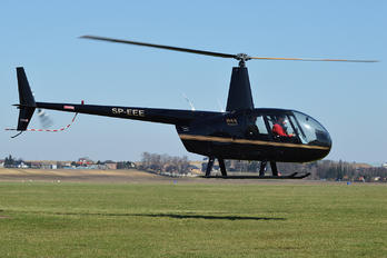 SP-EEE - Private Robinson R-44 RAVEN II