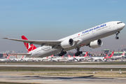 TC-JJU - Turkish Airlines Boeing 777-300ER aircraft