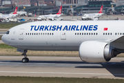 TC-LJB - Turkish Airlines Boeing 777-300ER aircraft