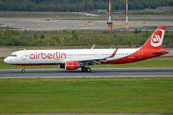 D-ABCN - Air Berlin Airbus A321