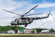 38 - Belarus - Air Force Mil Mi-8MT aircraft