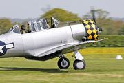 G-TDJN - Private North American Harvard/Texan (AT-6, 16, SNJ series) aircraft