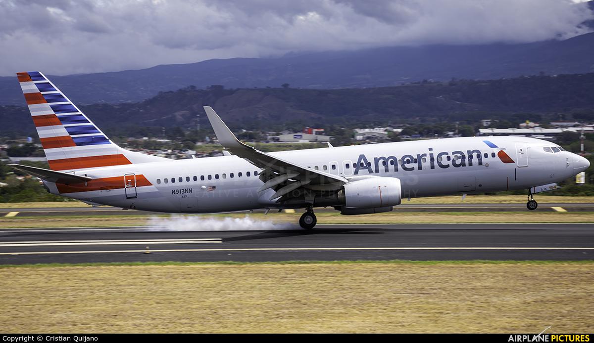 American Airlines N913NN aircraft at San Jose - Juan Santamaría Intl