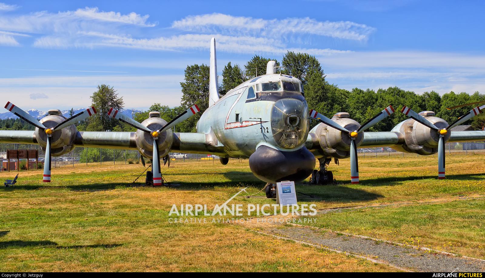 Canada - Air Force 10712 aircraft at Comox, BC