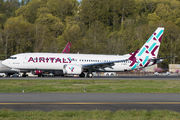 First Boeing 737 MAX for Air Italy title=