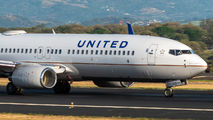 N54241 - United Airlines Boeing 737-800 aircraft