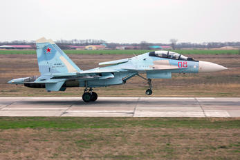 08 - Russia - Air Force Sukhoi Su-30SM