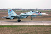 08 - Russia - Air Force Sukhoi Su-30SM aircraft