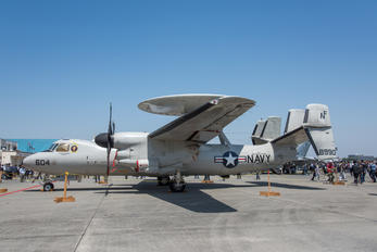 168990 - USA - Navy Northrop Grumman E-2D Advanced Hawkeye