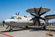 168990 - USA - Navy Northrop Grumman E-2D Advanced Hawkeye aircraft