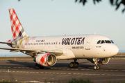 EC-MTC - Volotea Airlines Airbus A319 aircraft