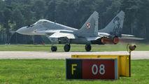 40 - Poland - Air Force Mikoyan-Gurevich MiG-29A aircraft