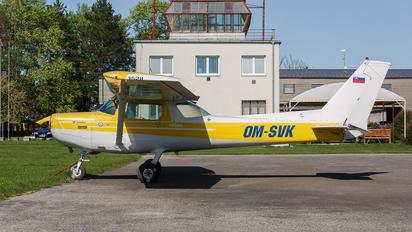 OM-SVK - Aeroklub Trenčín Cessna 152