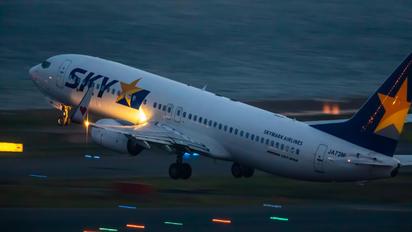 JA73NL - Skymark Airlines Boeing 737-800