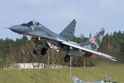 4121 - Poland - Air Force Mikoyan-Gurevich MiG-29G aircraft